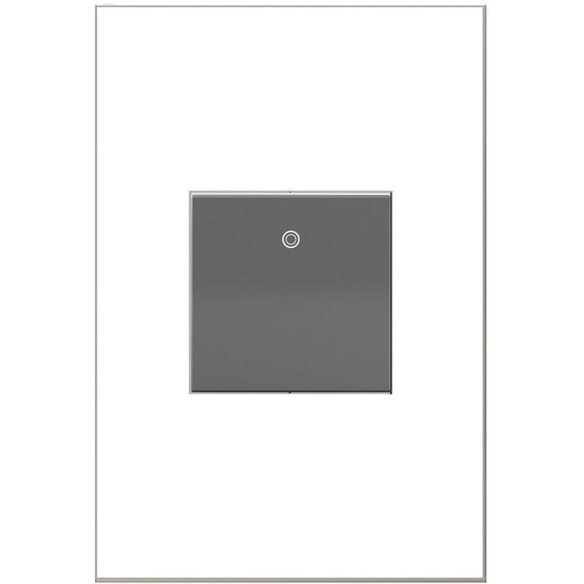 Paddle 20 Amp 3-Way Switch by Legrand   ASPD2032M4