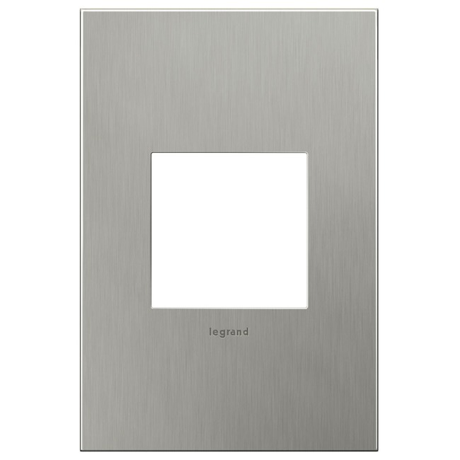 Adorne Cast Metal Wall Plate  by Legrand Adorne