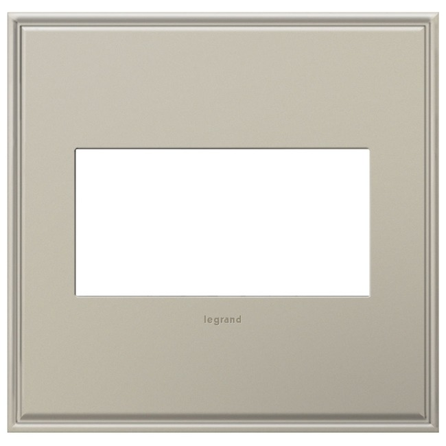 Cast Metal Wall Plate by Legrand | AWC2GAN4