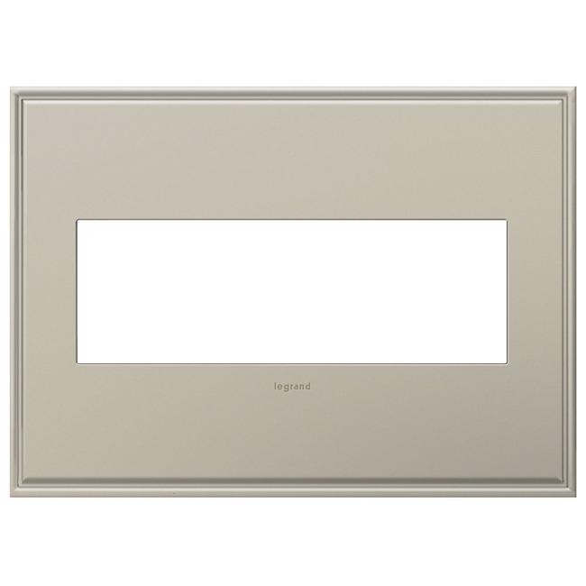 Cast Metal Wall Plate by Legrand | AWC3GAN4
