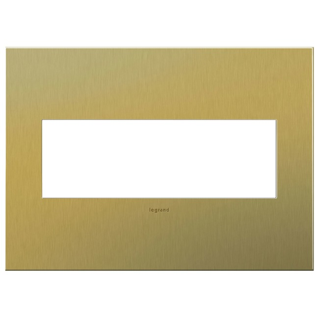 Cast Metal Wall Plate by Legrand | AWC3GBB4