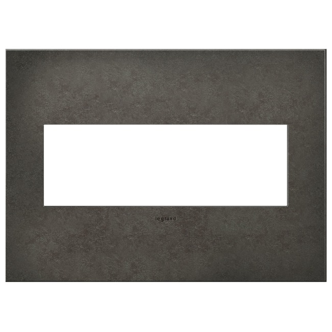 Cast Metal Wall Plate by Legrand | AWC3GDP4