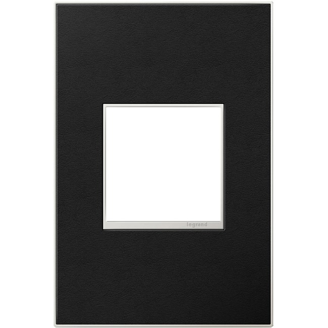 Adorne Real Material Screwless Wall Plate by Legrand | AWM1G2LE4
