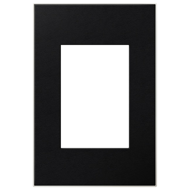 Real Material 1-Gang 3-Module Wall Plate by Legrand | AWM1G3LE4