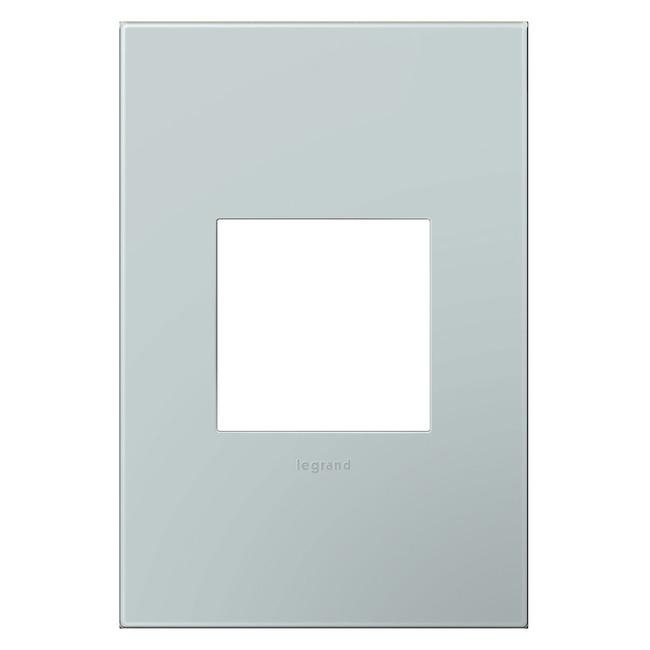 Adorne Plastic Screwless Wall Plate by Legrand | AWP1G2BL6