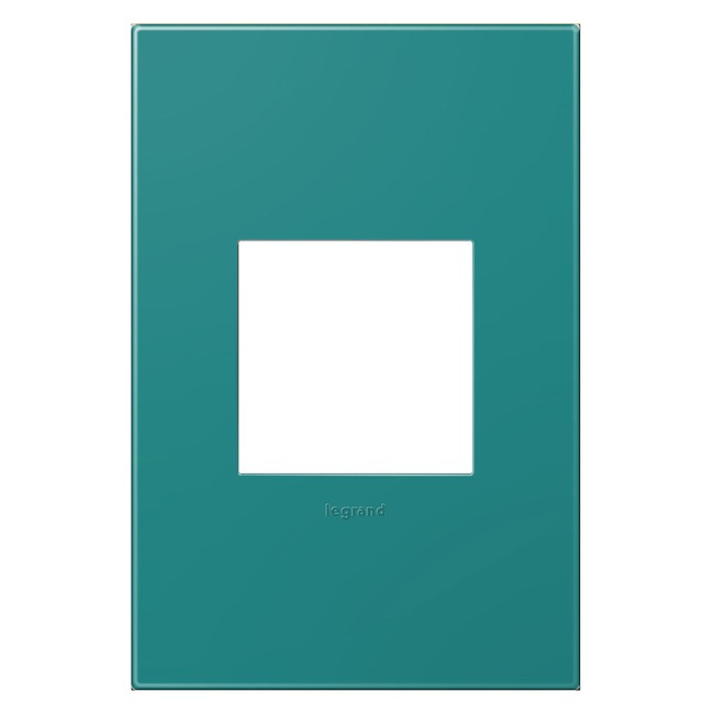 Adorne Plastic Screwless Wall Plate by Legrand | AWP1G2TB4