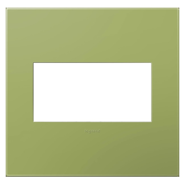 Adorne Plastic Screwless Wall Plate by Legrand | AWP2GLG4