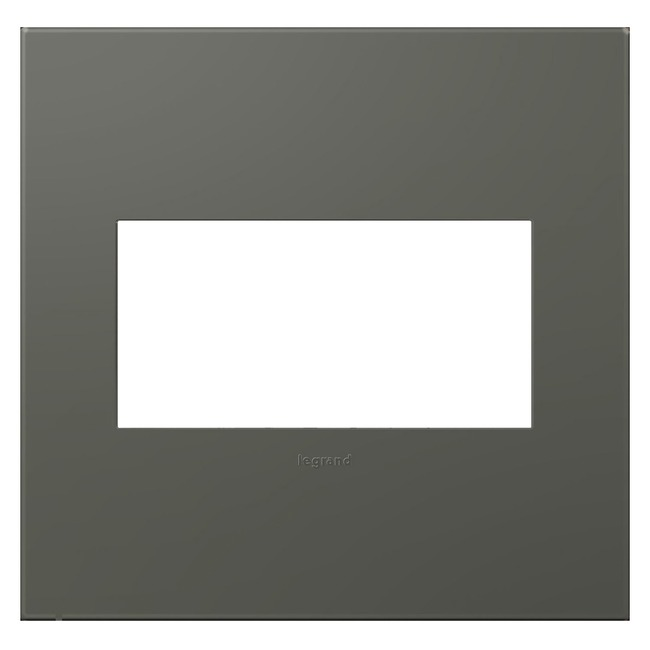 Adorne Plastic Screwless Wall Plate by Legrand | AWP2GMO4