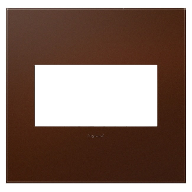 Adorne Plastic Screwless Wall Plate by Legrand | AWP2GRS4