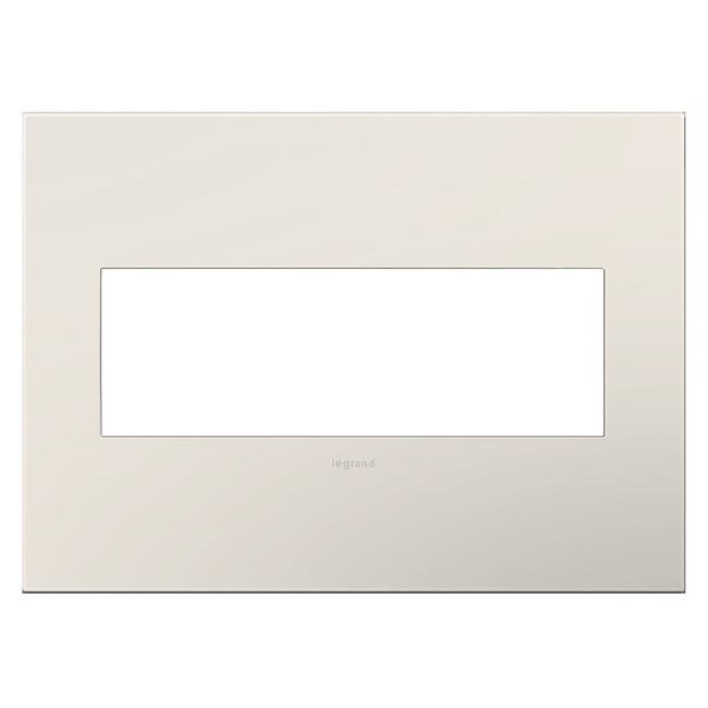 Adorne Plastic Screwless Wall Plate by Legrand | AWP3GLA4