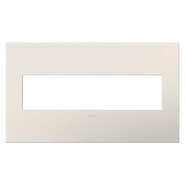 Adorne Plastic Screwless Wall Plate by Legrand | AWP4GLA4