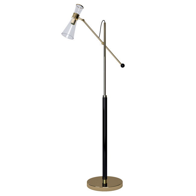 Mitte 1-Light Floor Lamp by CreativeMary | LC-MITTE-1FL