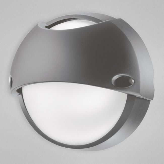 Airy Top Round Indoor / Outdoor Wall / Ceiling Mount by Eurofase | 23876-033