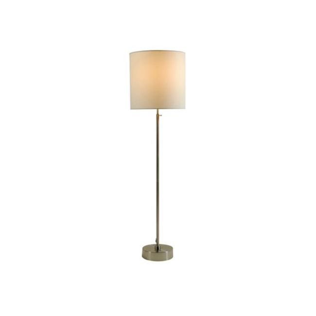 Cancan 2 Adjustable Floor Lamp by Lights Up | RS-735BN-NAT