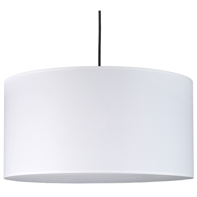 Meridian Grande Suspension by Lights Up | RS-9224BN-WHT