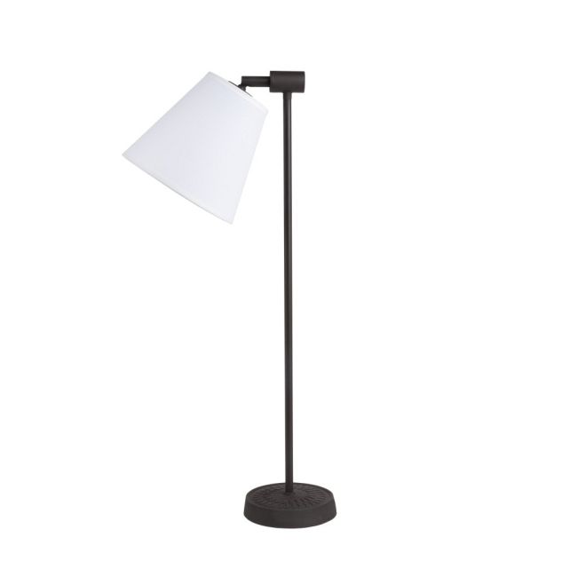 Zoe Table Lamp by Lights Up | ZO-221AI-WHT