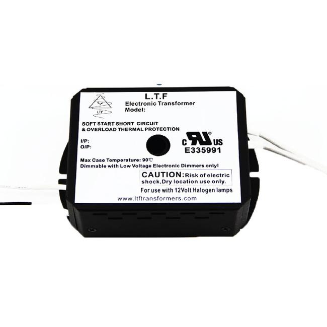 300W 12V AC Electronic Transformer by PureEdge Lighting | TA300WA12LED