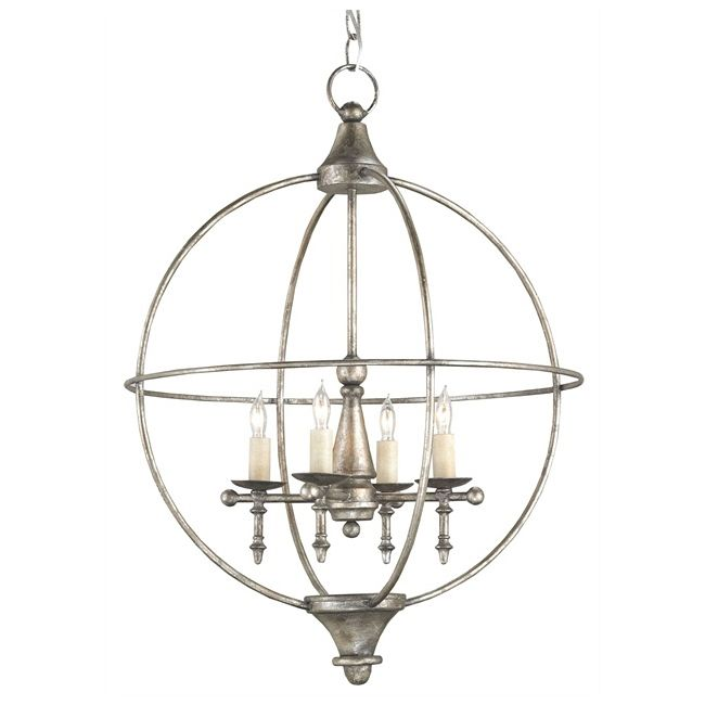 Rondeau Chandelier by Currey and Company | 9425-CC