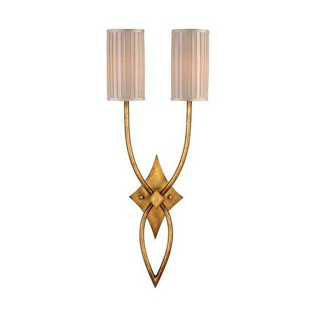 Portobello Road Dual Arm Wall Lamp by Fine Art Lamps | 418850