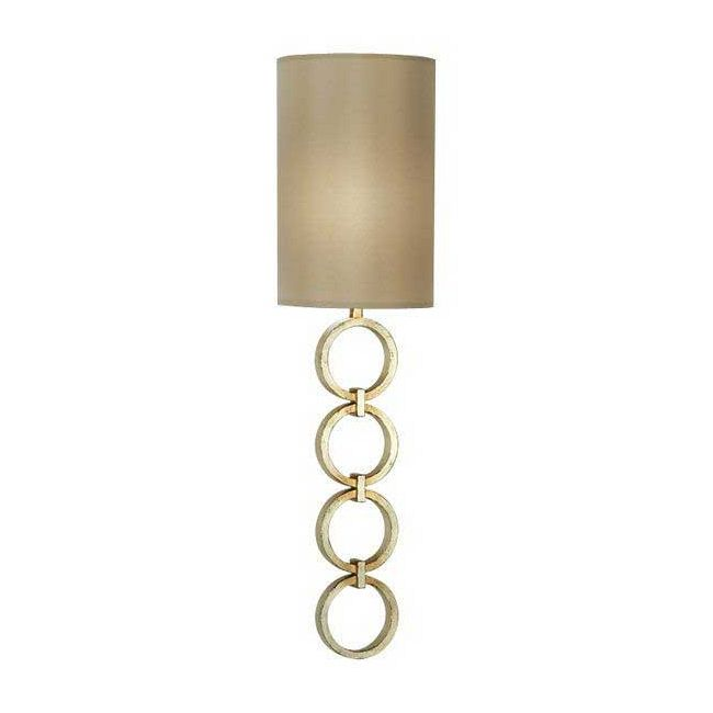Portobello Road Circles Wall Lamp by Fine Art Lamps   533350
