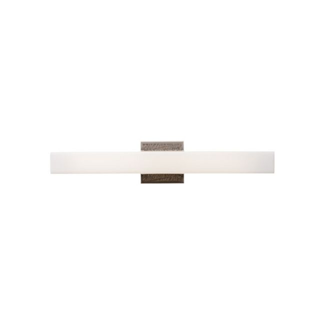 Rania Glass Bathroom Vanity Light by LBL Lighting | BA823OPBZCF1HE