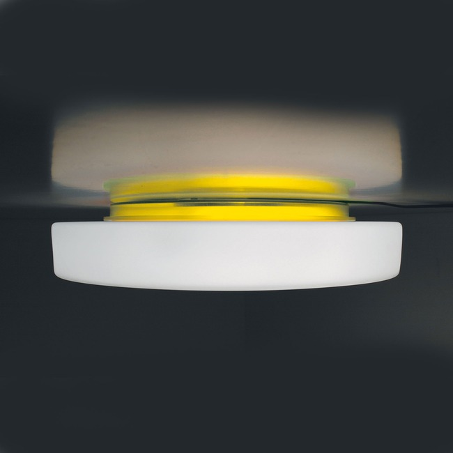 Drum Wall / Ceiling Light  by AI Lati Lights