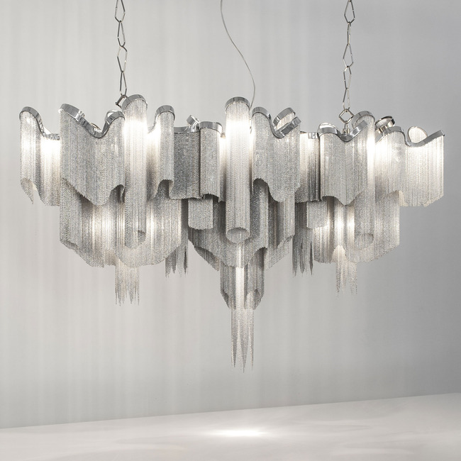 Stream Linear Pendant by Terzani USA | 0J52SE7C8A