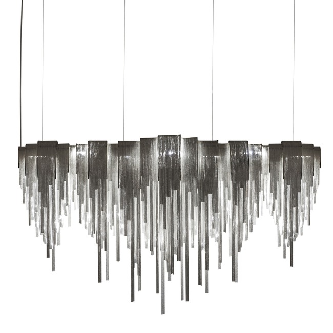 Volver Linear Pendant  by Terzani USA