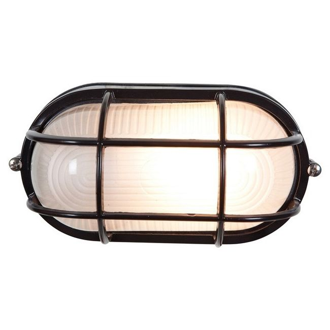 Nauticus Outdoor Wall / Ceiling Light by Access | 20290-BL/FST