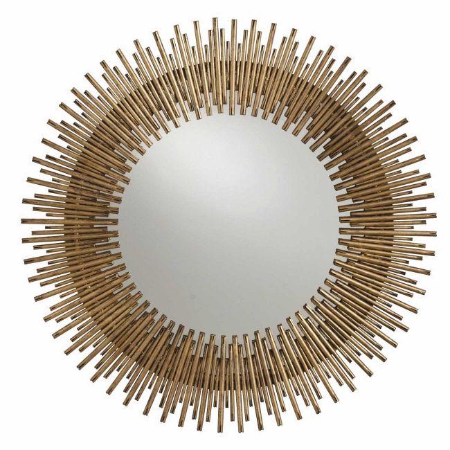 Prescott Round Mirror  by Arteriors Home