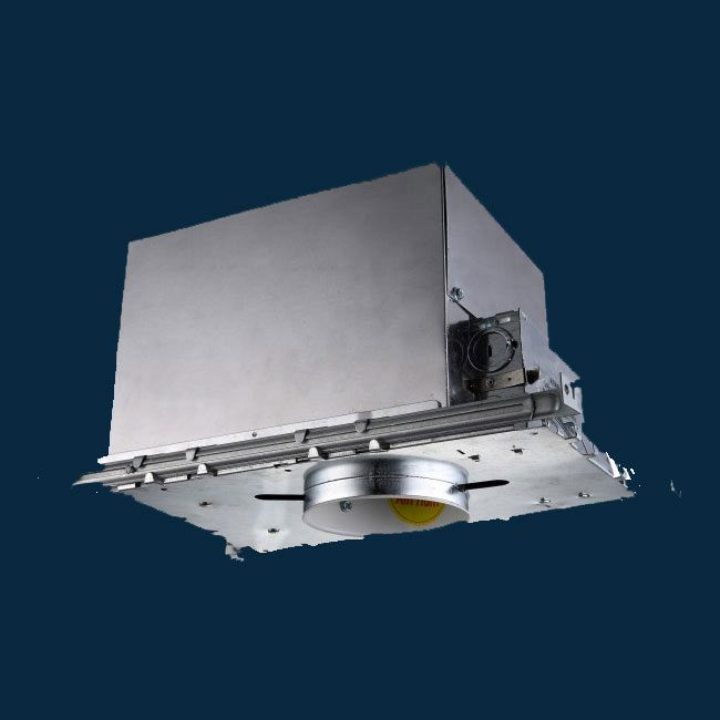 R3-G19ICA 3 IN GU10 MR16 IC New Construction Housing by Beach Lighting | R3-G19ICA