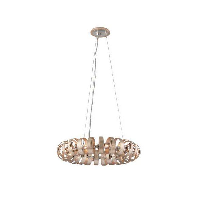 Recoil Pendant by Corbett Lighting   191-48