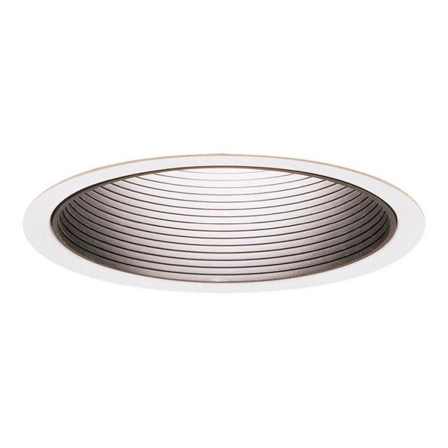 Lytecaster 1076 5 Inch Basic Baffle Downlight Trim  by Lightolier by Signify