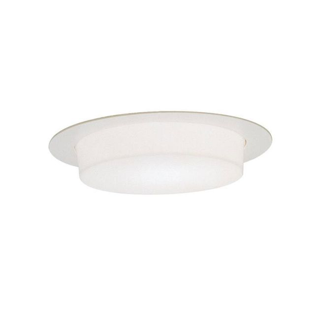Lytecaster 1078 5 Inch Lexan Dish Diffuser Reflector Trim  by Lightolier by Signify