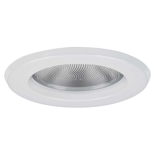 Lytecaster 1081 5 inch Lens Free Wet Location Trim by Lightolier | 1081wh