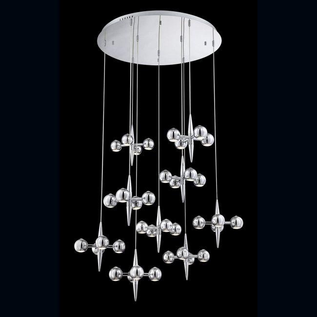 Pearla LED Chandelier by Eurofase | 26233-017