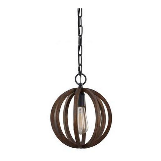 Allier Mini Pendant  by Feiss