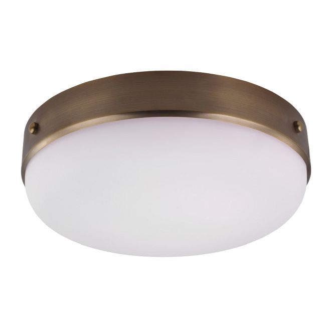 Cadence Flush Mount by Feiss | FM391DAB