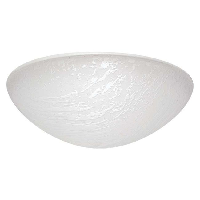 Lytecaster 1124 6.75 Inch Dome Diffuser Trim   by Lightolier by Signify