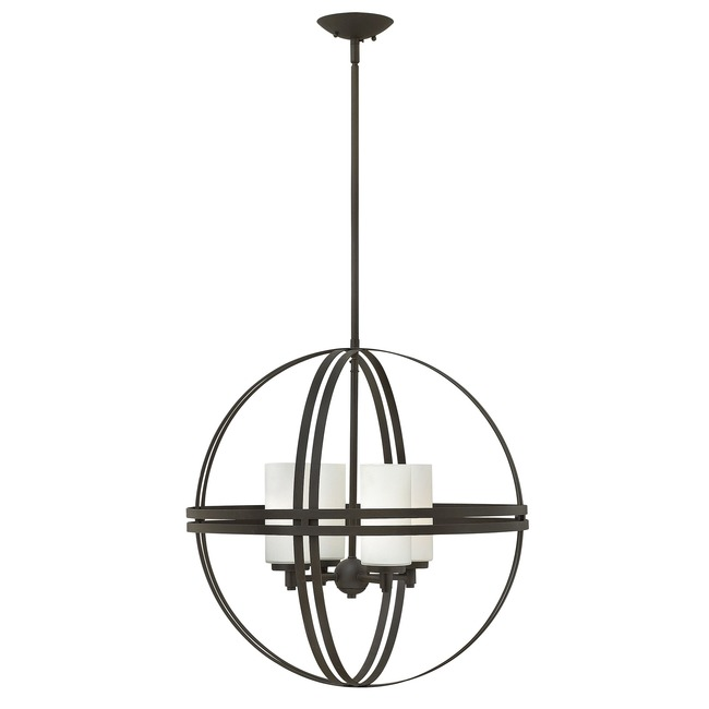 Atrium 3274/3275 Chandelier by Hinkley Lighting | 3274BZ