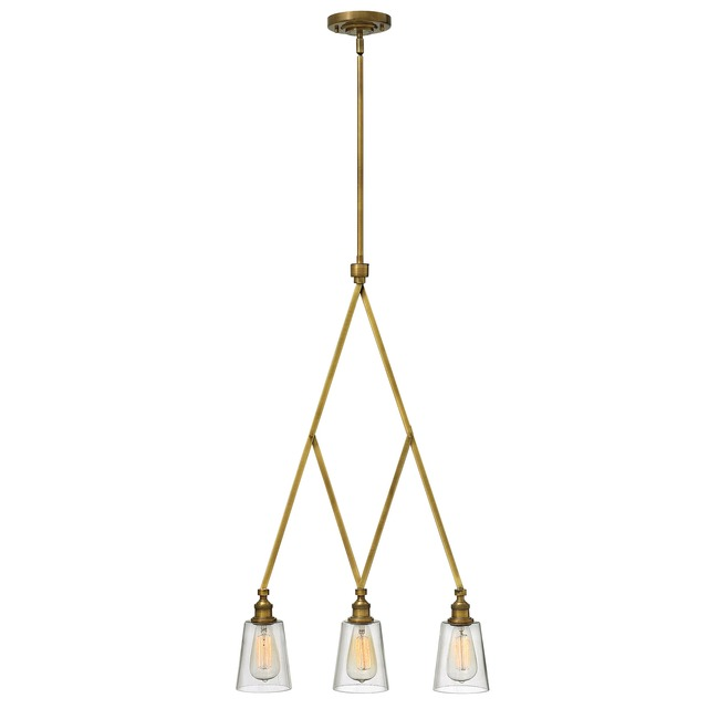 Gatsby Linear Suspension by Hinkley Lighting | 4933HB