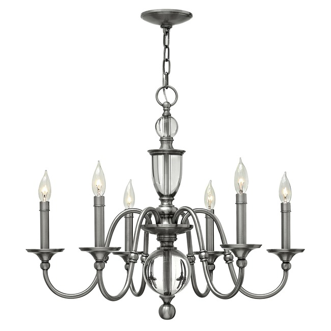 Eleanor Chandelier by Hinkley Lighting | 4956PL