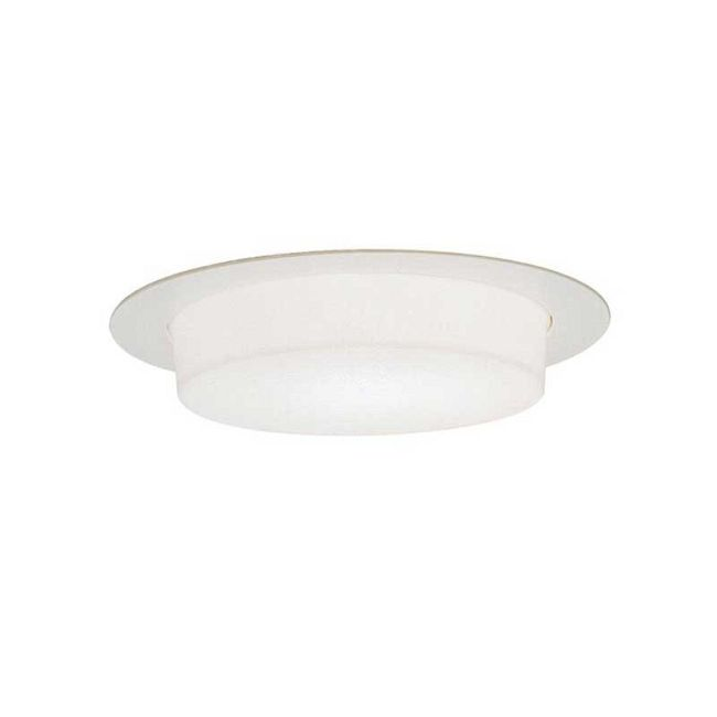 Lytecaster 1178SH 6.75 Inch Drop Opalex Diffuser Wet Trim  by Lightolier by Signify