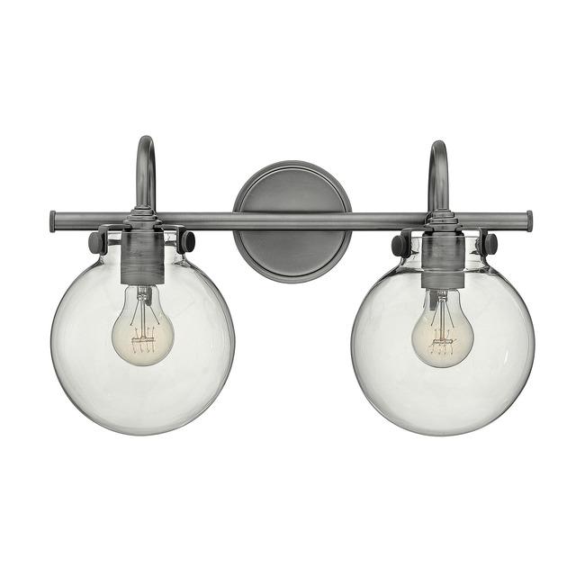 Congress Round Bathroom Vanity Light  by Hinkley Lighting