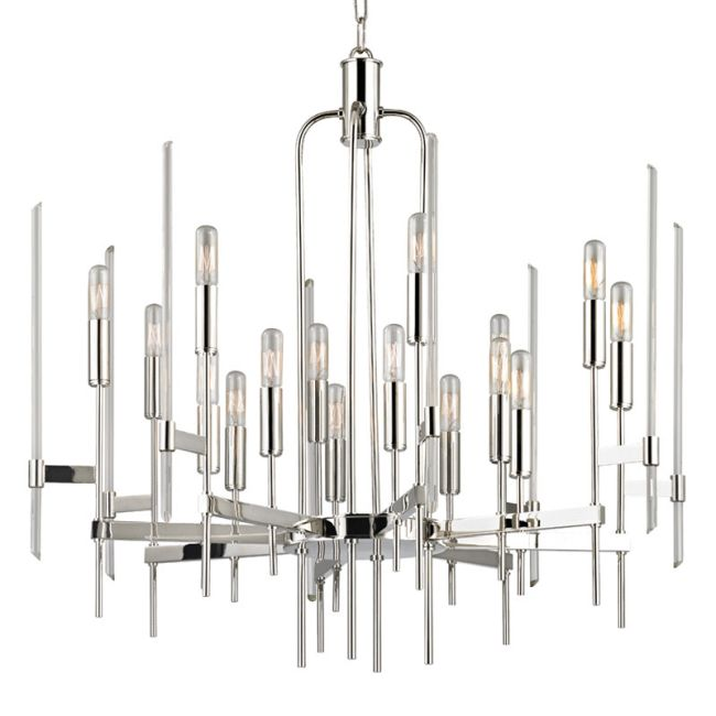 Bari Chandelier  By Hudson Valley Lighting <br/> Platinum Coast Designs, Inc