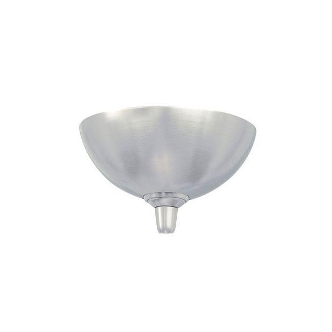 FSJ 4 inch Round Dome LED Canopy by LBL Lighting | CK001B-FJ-SC-LED
