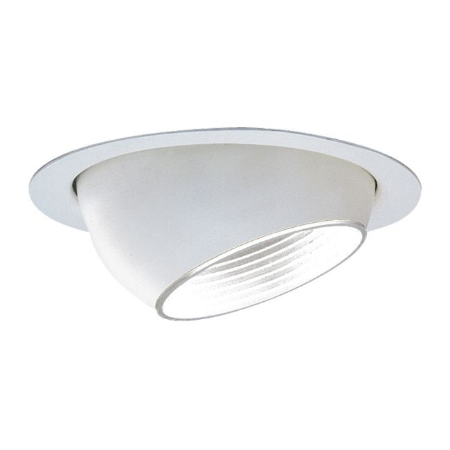 Lytecaster 2022 3.75 Inch PAR16/20 Eyeball Reflector Trim by Lightolier | 2022wh