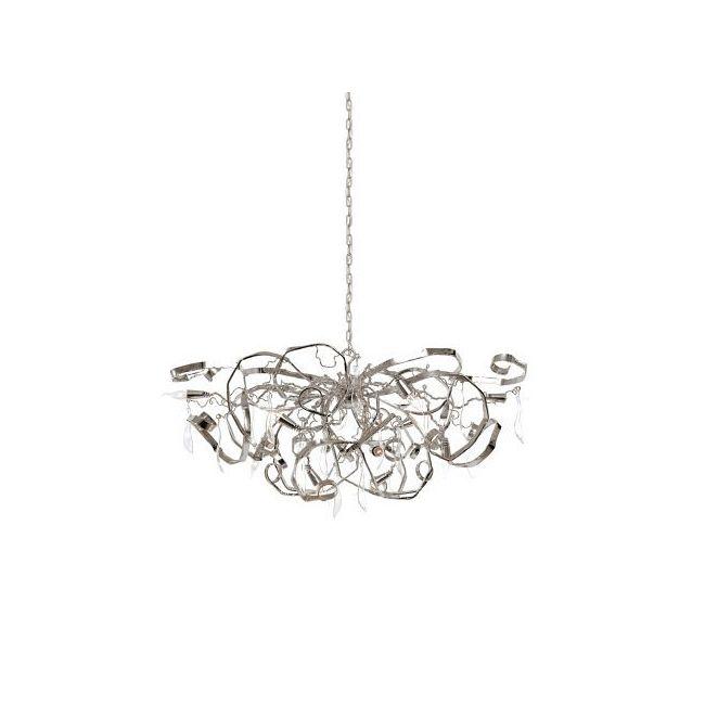 Delphinium Oval Chandelier by Brand Van Egmond   DOC70NU