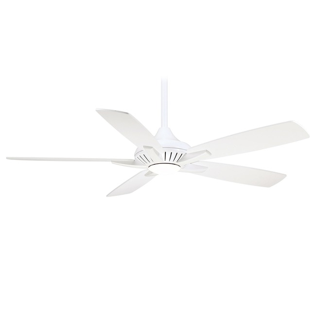 Dyno Ceiling Fan by Minka Aire | F1000-WH