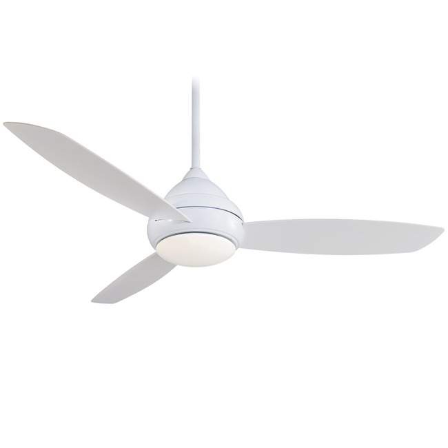 Concept I 58 inch Outdoor Ceiling Fan with Light  by Minka Aire